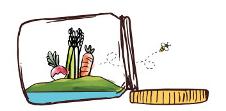 Bocal de La Vracrie - Epicerie en vrac - Coopérative participative au Vully (FR)